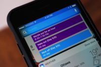 Google Calendar catches up to other iOS apps with a… widget