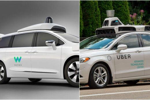 News Of Failed Waymo, Uber Relationship Sheds Light On Patent Infringement Claim