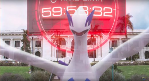 Pokémon Go is getting Legendary monsters for its birthday