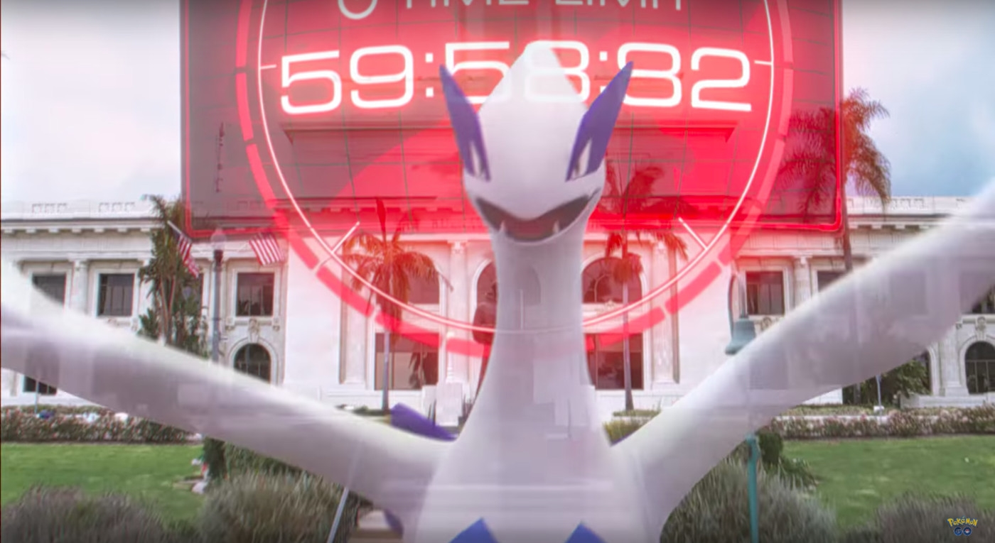 Pokémon Go is getting Legendary monsters for its birthday | DeviceDaily.com