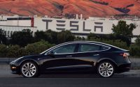 Tesla makes its first Model 3 (update: pictures!)