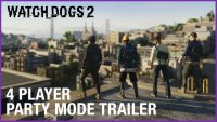 Watch Dogs 2 – 4-Player Party Mode Coming in Latest Free Title Update on July 4