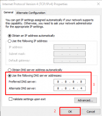 How to Fix DNS_PROBE_FINISHED_NXDOMAIN in Chrome [Fixed]