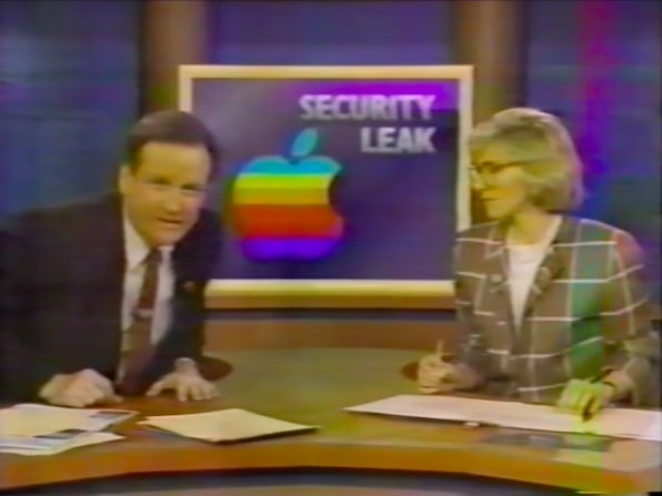 Here's proof (from 1988!) that Apple leaks are nothing new | DeviceDaily.com