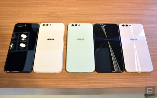 ASUS goes dual-camera crazy for its ZenFone 4 series