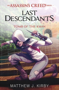 Assassin's Creed Last Descendants – Fate of the Gods Cover and Story Details Unveiled