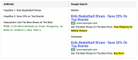 Customize Your Ads With the New AdWords IF Function