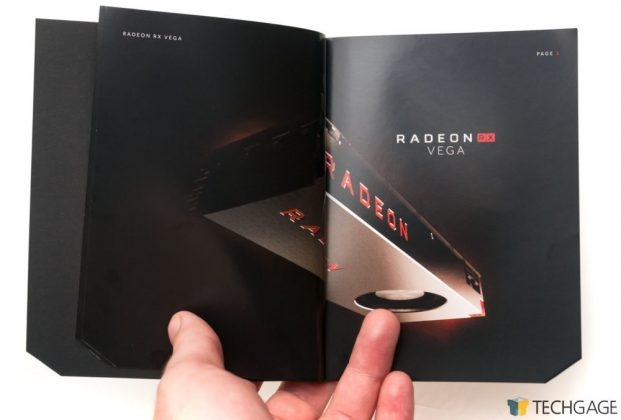 [Photos] AMD Radeon RX Vega 64 First Unboxing Appears Online and… It's Gone | DeviceDaily.com