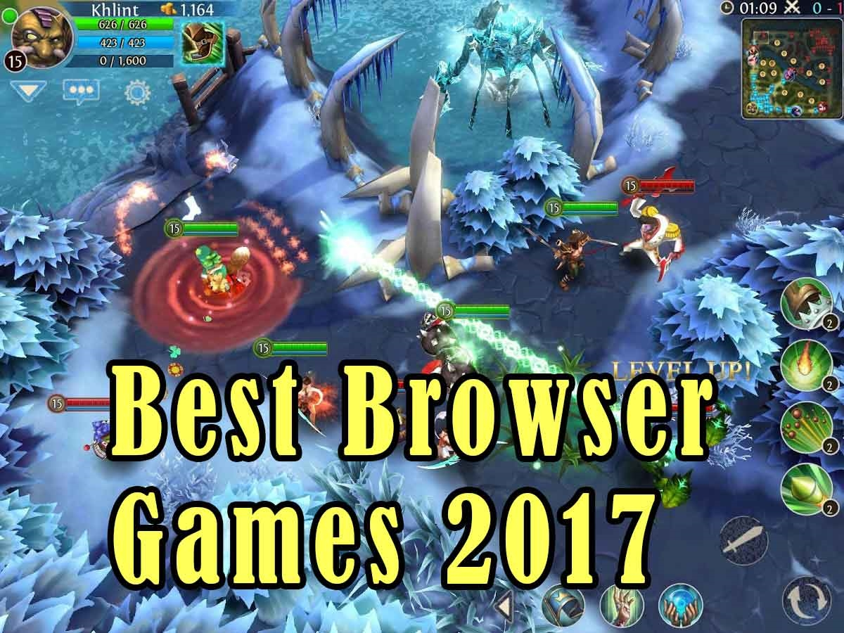 35 Best Browser Games of 2017 | DeviceDaily.com