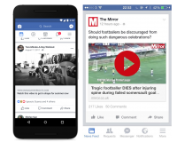 Facebook Starts To Downrank Video Clickbait And 'Fake Play' Buttons