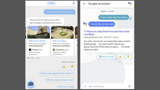 Facebook's newly purchased Ozlo may have jobs beyond Messenger