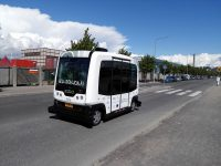 Finland prepares for self-driving shuttle service this fall