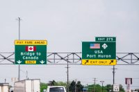 First U.S.-Canada border self-driving test to take place soon