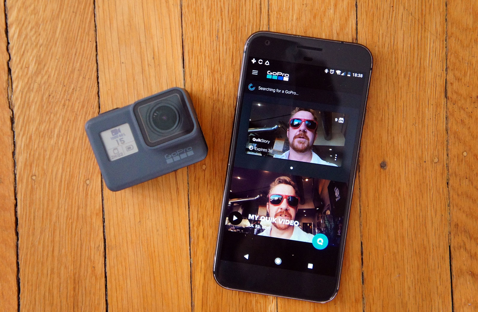 GoPro QuikStories automatically creates a sweet edit for you | DeviceDaily.com
