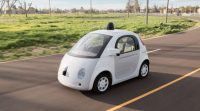 Google retires Firefly car to focus on mass-produced vehicles