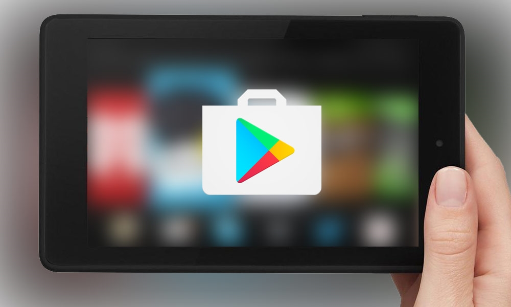 How to Install Google Play on Amazon Kindle Fire Tablet | DeviceDaily.com