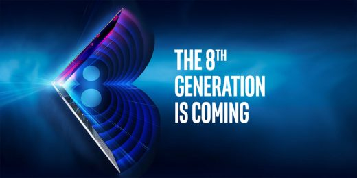 Intel will unveil 8th-gen Core processors on August 21st