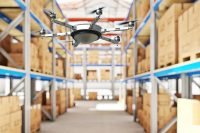 MIT researchers use drone fleets to track warehouse inventory