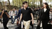 Martin Shkreli found guilty of fraud (as another Martin Shkreli was arraigned for money laundering)