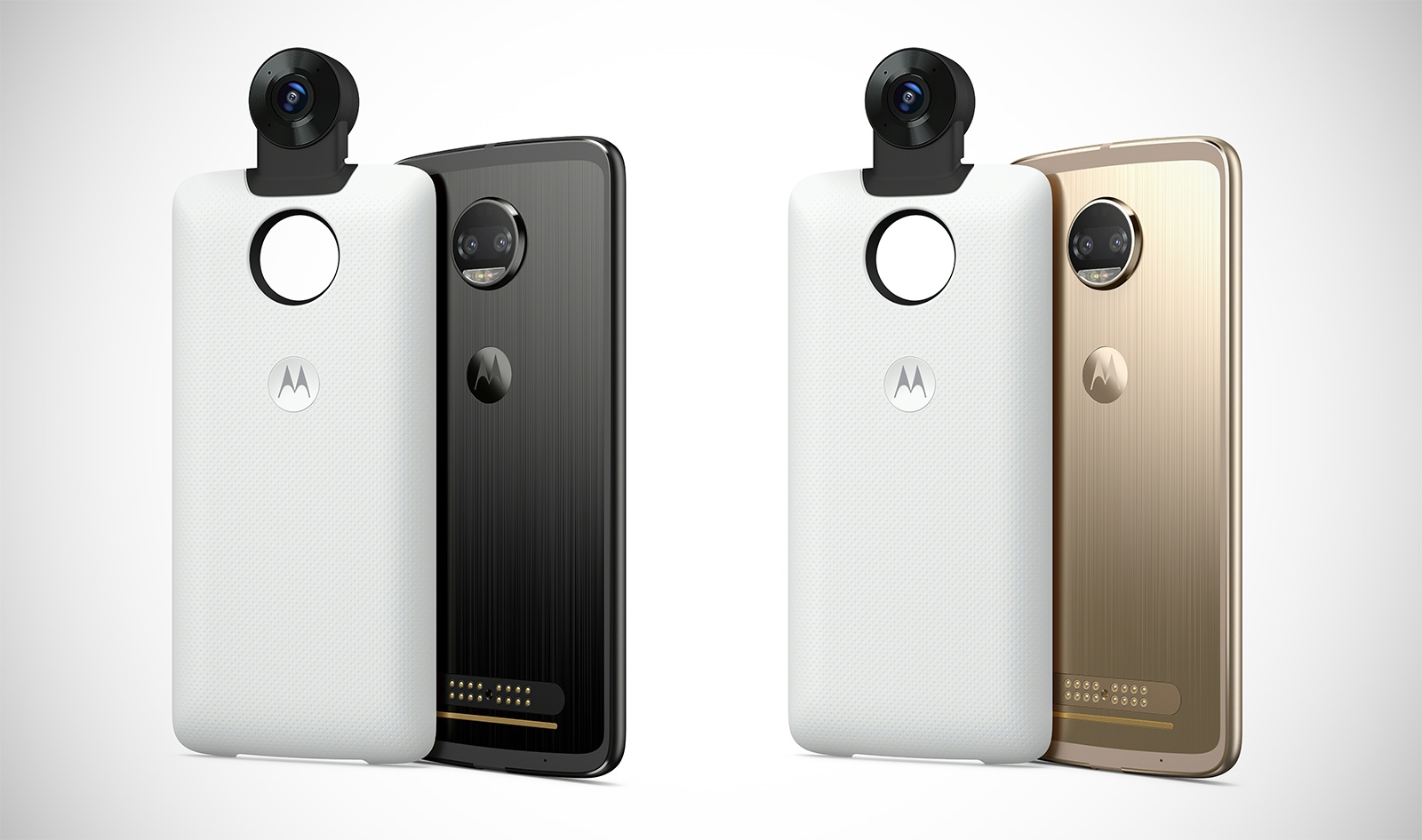 Motorola's newest Mod is this $300, 360-degree camera | DeviceDaily.com