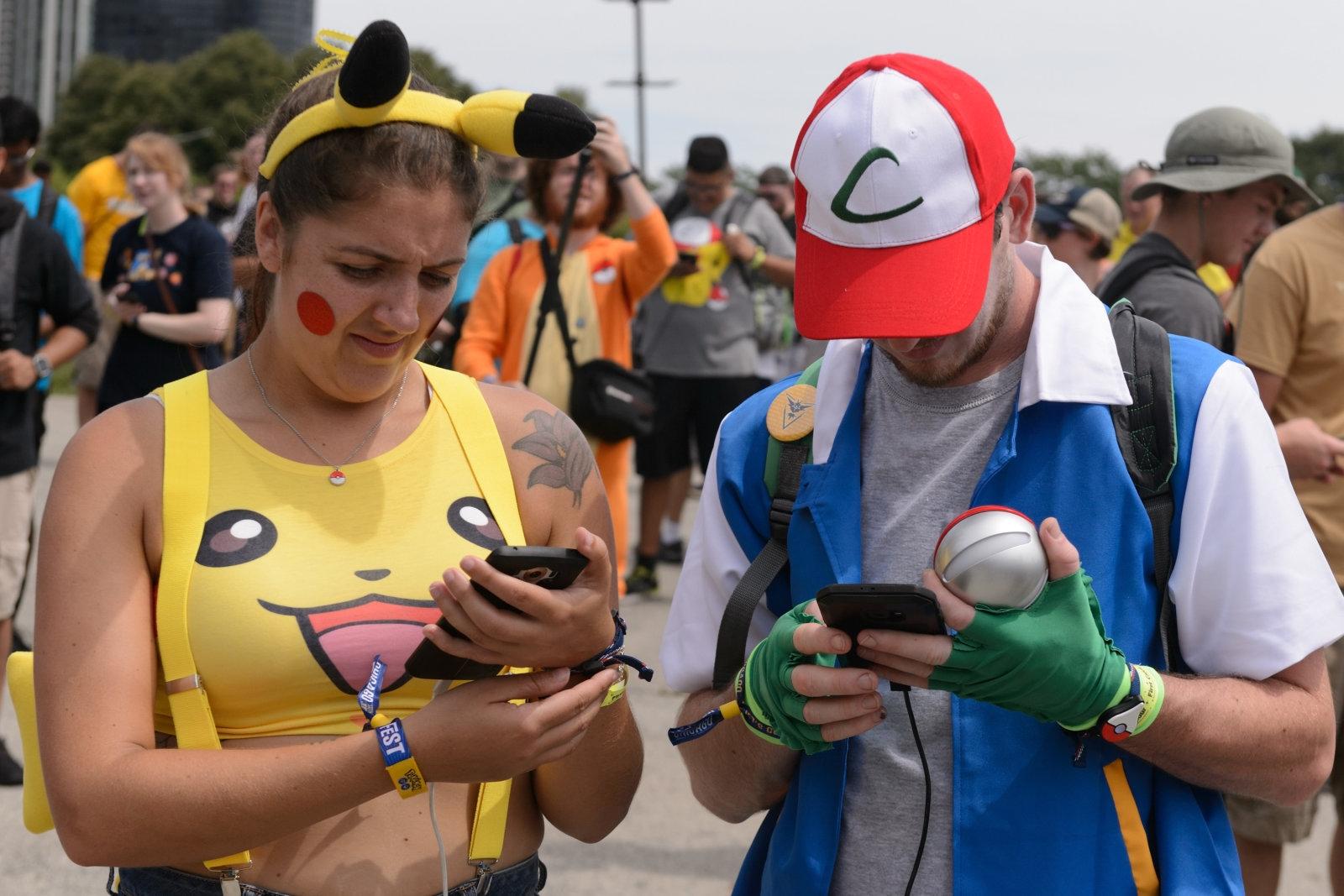 Niantic tries to explain the Pokémon Go Fest problems | DeviceDaily.com