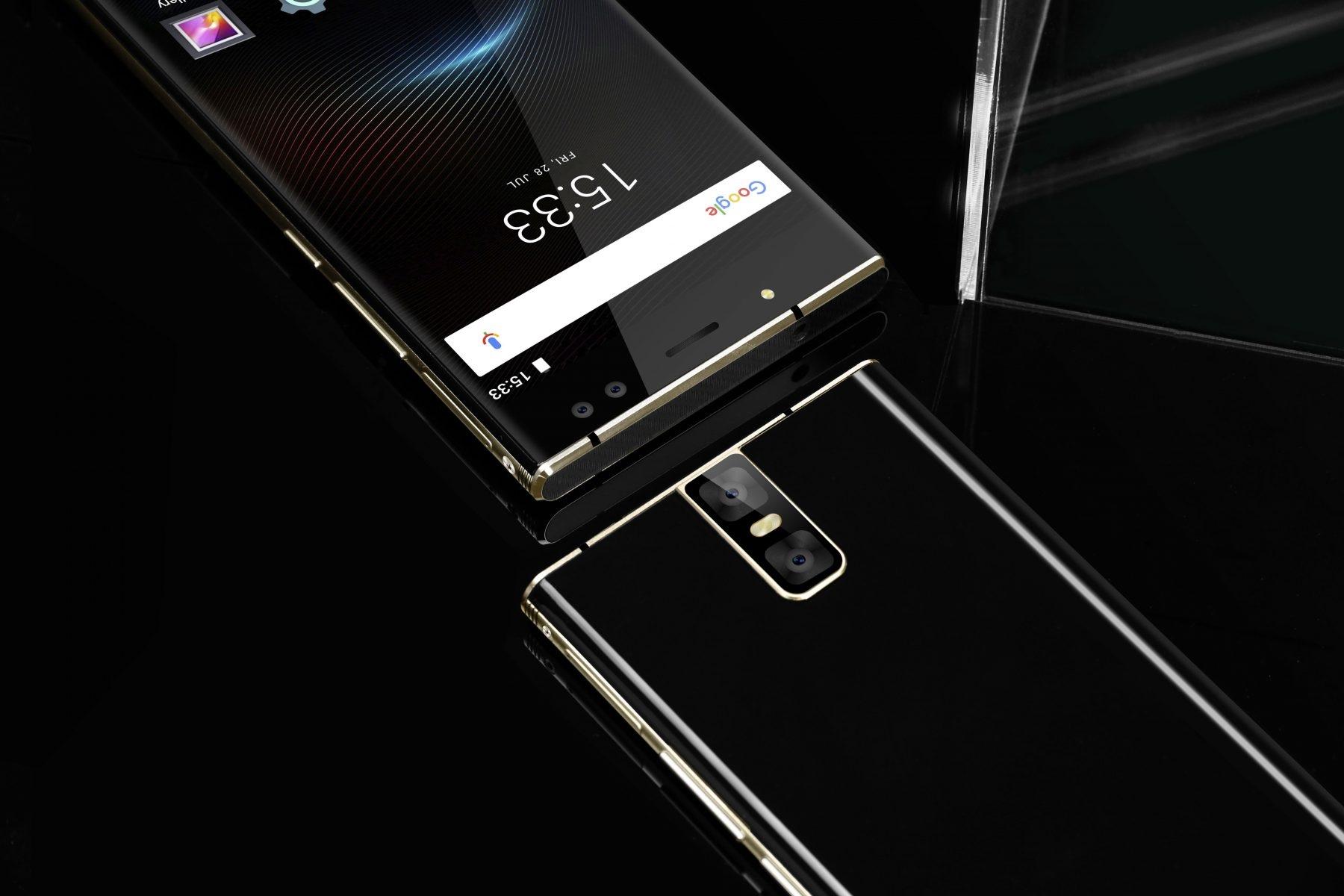 OUKITEL K3 to Impress with Sony Xperia XZ Design and Four Cameras | DeviceDaily.com