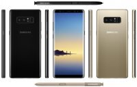 Samsung Galaxy Note 8 might be out as soon as September 15th