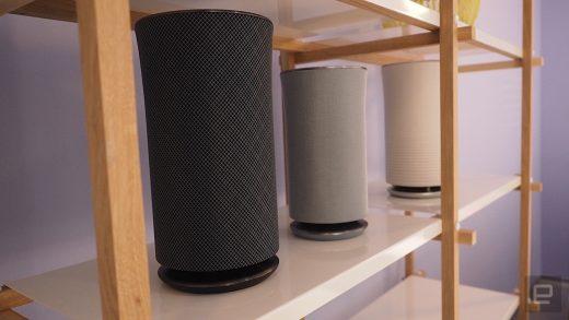 Samsung says it's building an Echo-like smart speaker