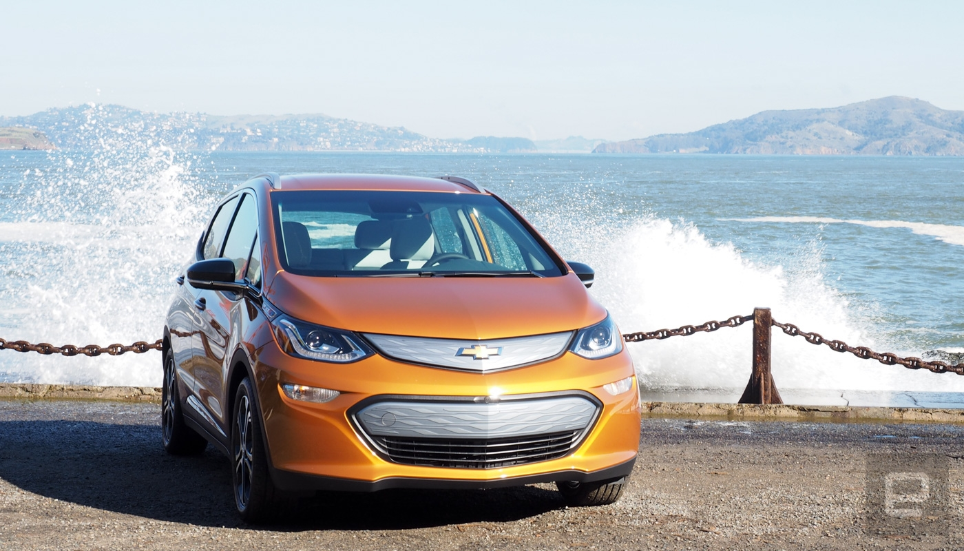 Some early Chevy Bolts suffer from battery issues | DeviceDaily.com