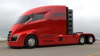 Tesla working on autonomous platooning for electric semi-truck