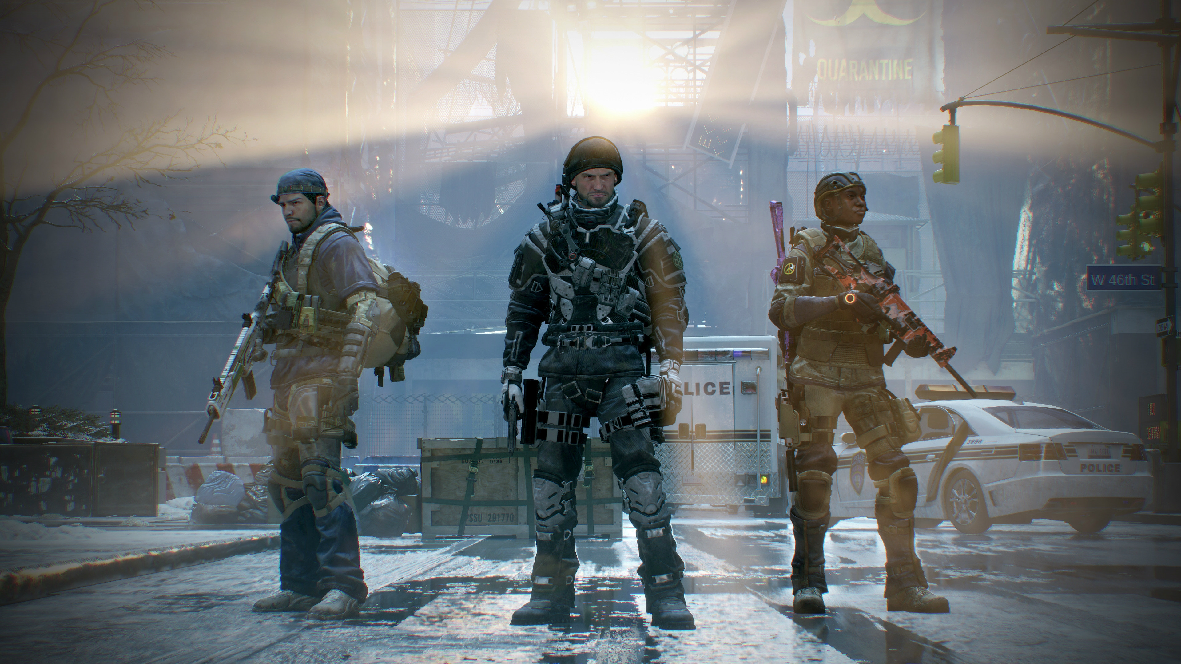 The Division Update 1.7 Brings Global Events and New Loot on August 15 | DeviceDaily.com
