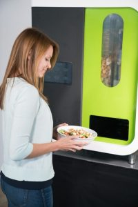 This Salad-Making Machine Will Make You The Perfect Salad In 60 Seconds