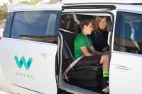 Waymo patents collapsible self-driving car design