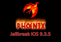 iOS 9.3.5 Jailbreak Using Phoenix on a 32-bit iPhone, iPad, and iPod