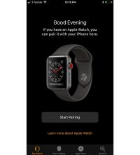 iOS 11 leak reveals the LTE-enabled Apple Watch