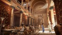 Assassin's Creed Origins – Exploring Memphis at Gamescom 2017