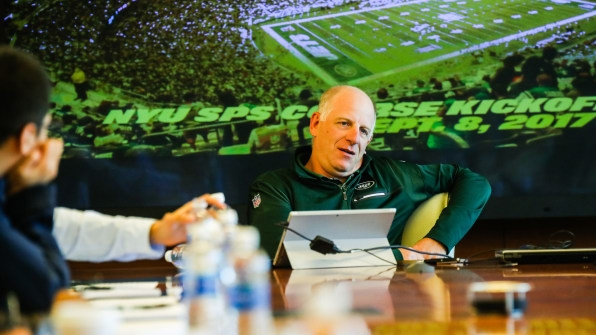 Hapless New York Jets' Hail Mary Pass: Teaming Up With Academics To Boost Team's Prospects | DeviceDaily.com