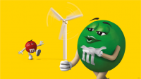 M&Ms's New Ad Is Selling Renewable Energy And Wind Power