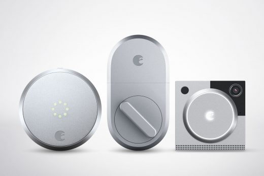 August's latest smart locks warn if you left the door open