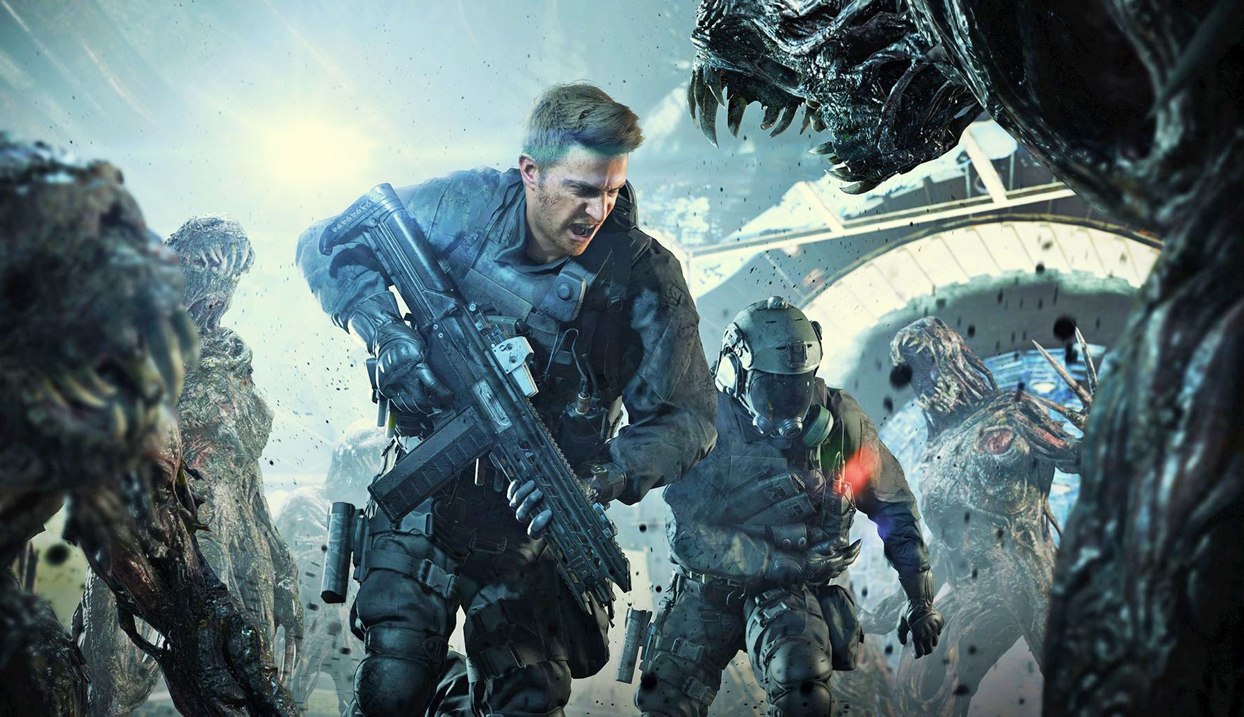 Chris Redfield is back in free 'Resident Evil 7' DLC this December | DeviceDaily.com