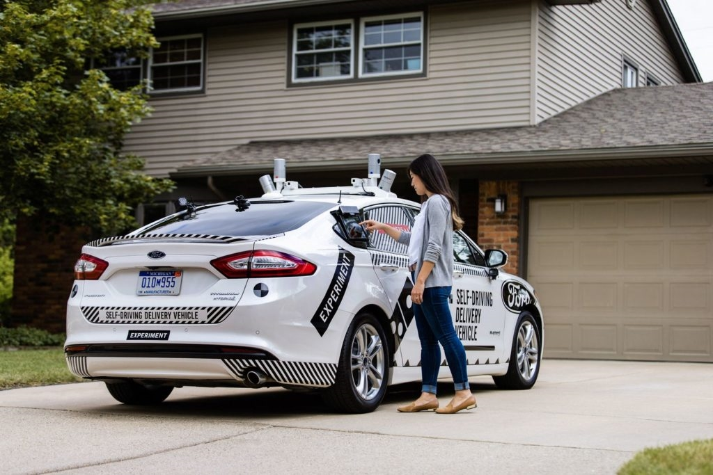 Domino's and Ford to test self-driving pizza delivery service | DeviceDaily.com