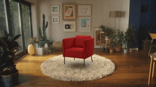 Ikea's New AR App Lets You See What Furniture Looks Like In Your Place