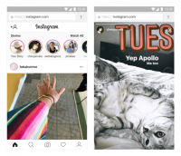 Instagram starts putting Stories, but not Story ads, on its website