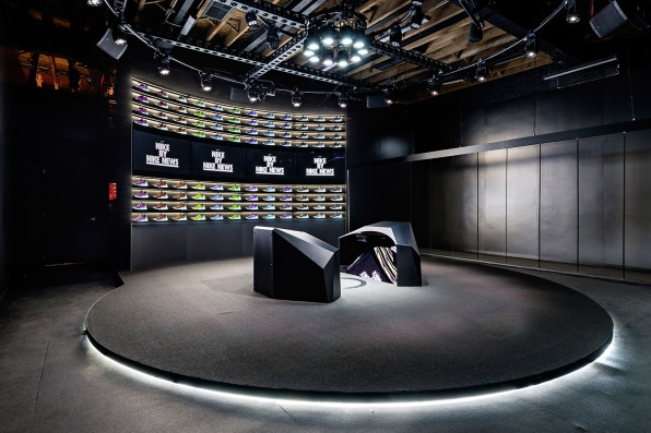 Nike Unveils Live Design That Creates A Custom Pair Of Sneakers In 90 Minutes | DeviceDaily.com