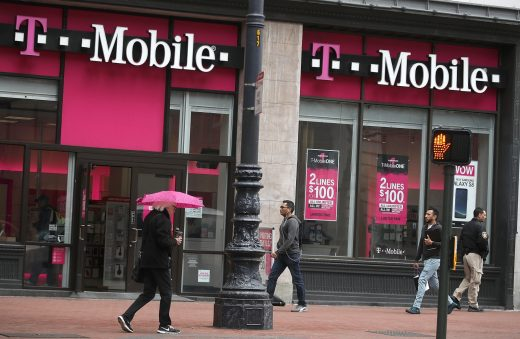 Sprint and T-Mobile could merge in late October
