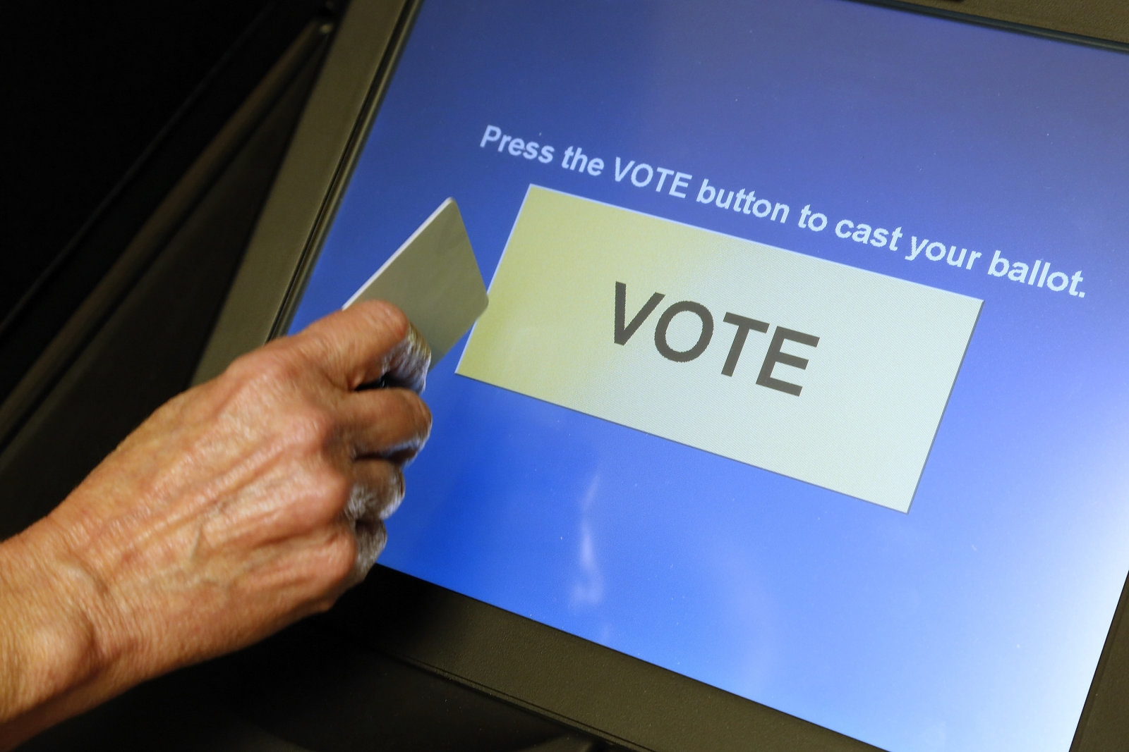 Virginia to replace voting machines over hacking concerns   DeviceDaily.com