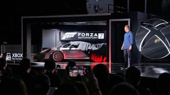 The Untold Tale Of How Porsche's Supercar Got Into Microsoft's New Game | DeviceDaily.com