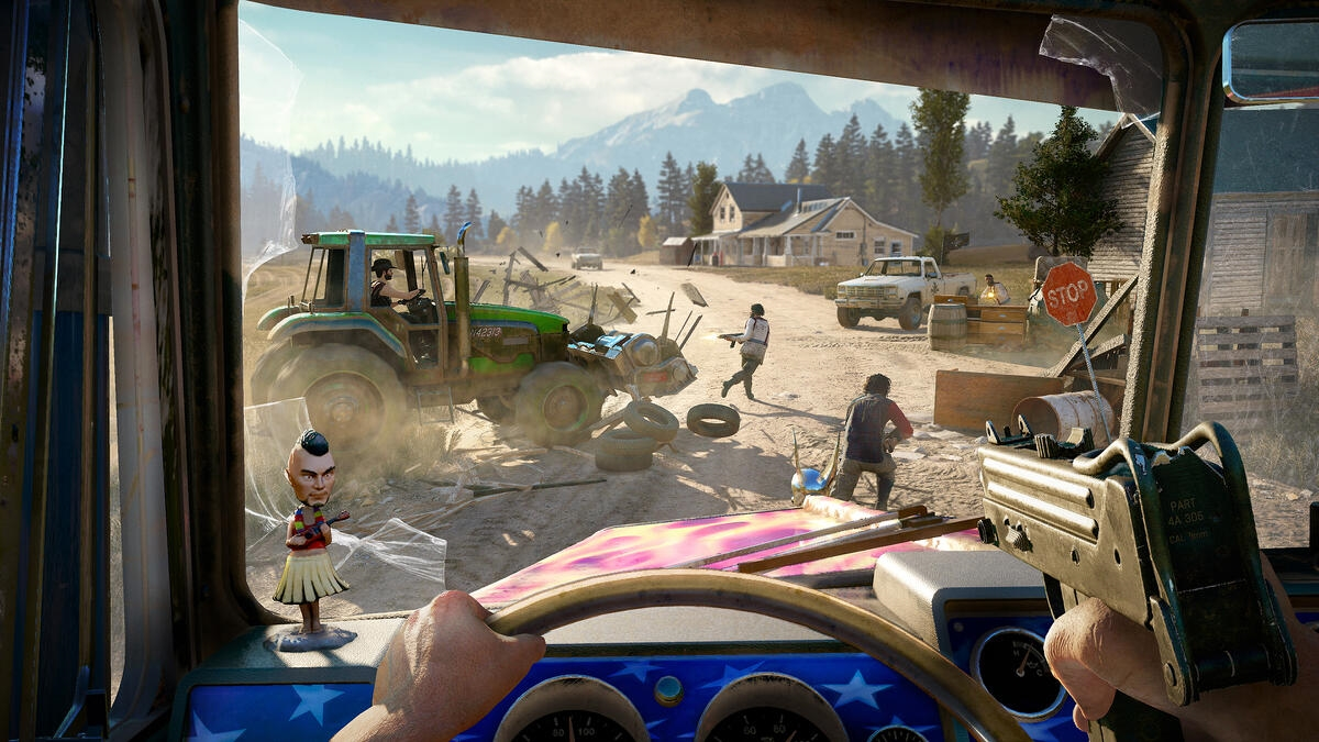 Far Cry 5 – How the Cult's Hymns Shape the Musical Landscape of Hope County | DeviceDaily.com