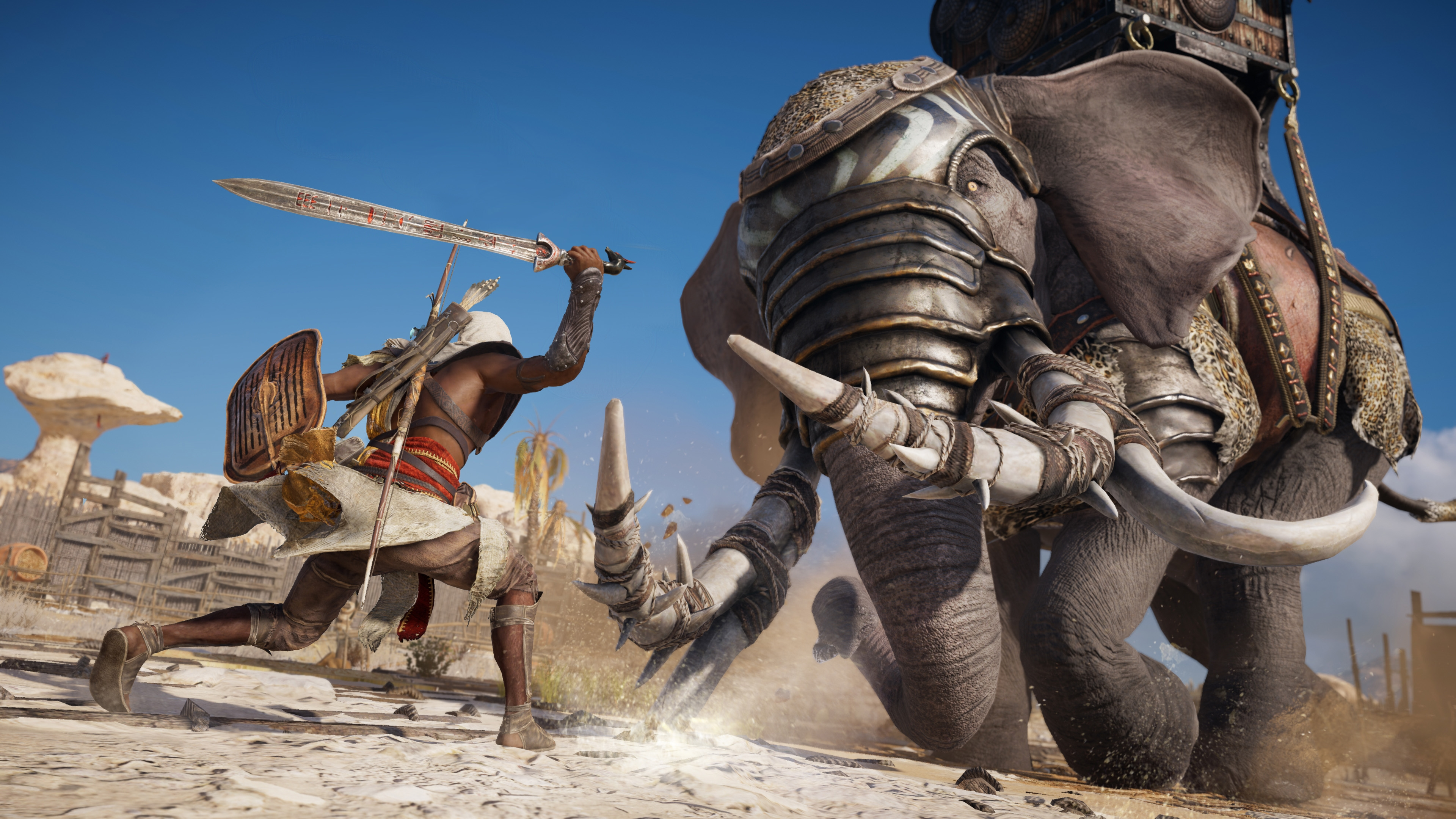 Assassin's Creed Origins PC Specs and System Requirements Revealed | DeviceDaily.com
