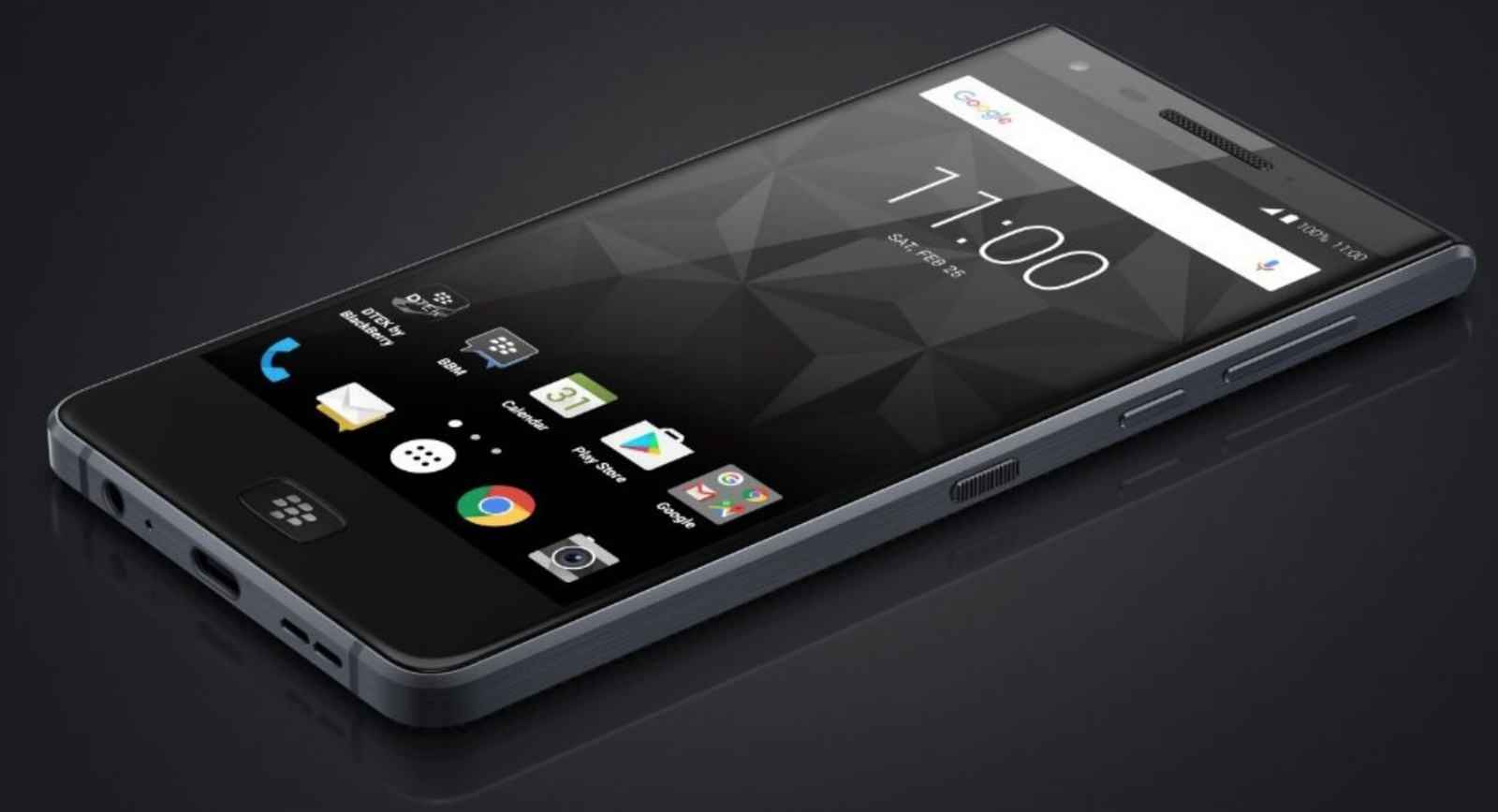 BlackBerry's water-resistant Motion revealed in leak | DeviceDaily.com